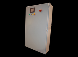HY400 Electrical Cabinet Isolated