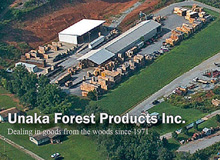 Unaka Forest Products, Jonesborough, Tennesee