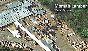 Legacy Lumber, Loon Lake, Washington, Moman Lumber, Sutherlin, Oregon, and SKN Lumber, Elgin, Oregon